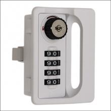 L-336/引手付4桁式コンビネーションロック
