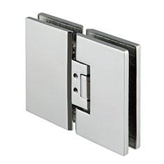OT-B430-SUS/ステンレスガラス用調整ヒンジ(ガラス板取付タイプ)