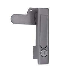 PH-174KE-SUS/ステンレス平面ハンドル シリンダー鍵付(非常解錠装置付)