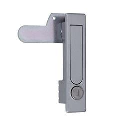 PH-174KE/平面ハンドル シリンダー鍵付(非常解錠装置付)