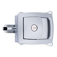 PH-100/PH-100A/タッチロック平面ハンドル 鍵付/鍵ナシ