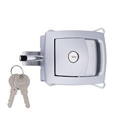 PH-100/タッチロック平面ハンドル 鍵付